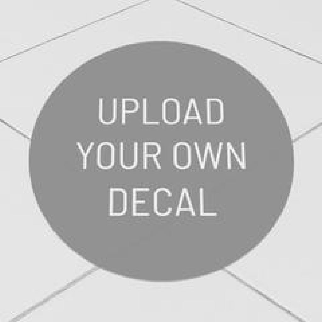 "Corefact Upload Art - Floor Graphic 10"" Round"