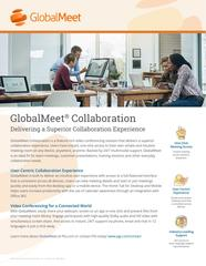 Corefact GlobalMeet Datasheet