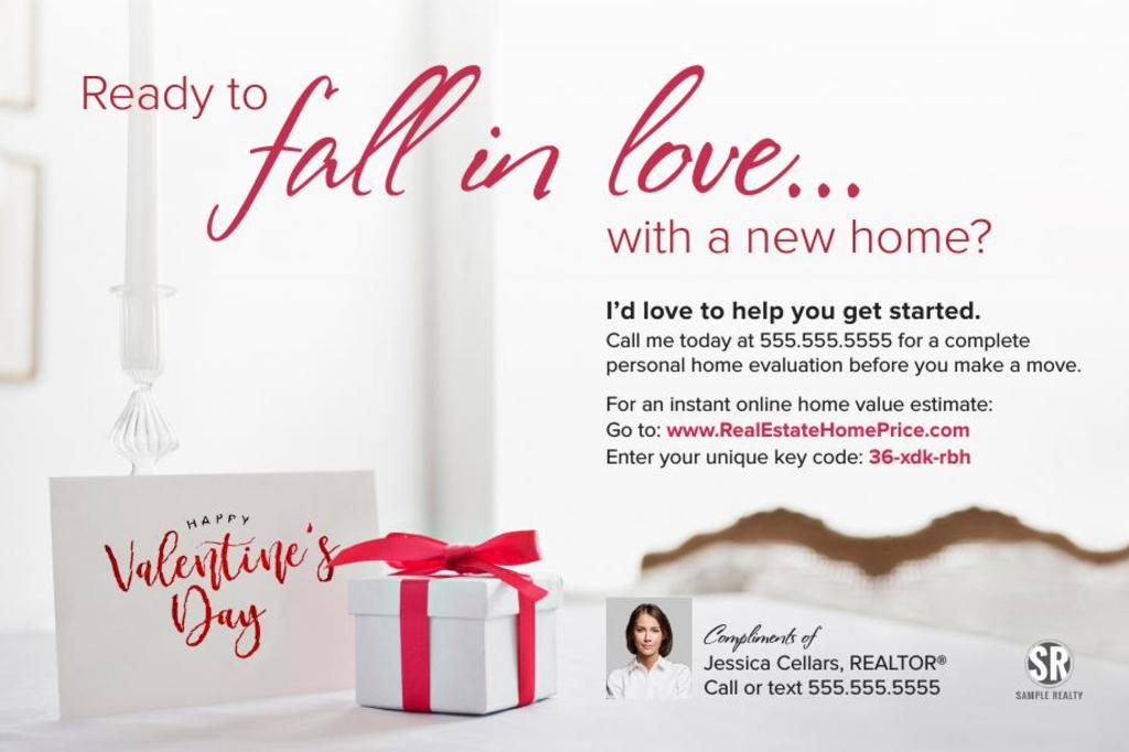 Corefact Seasonal - Home Estimate Valentin's Day