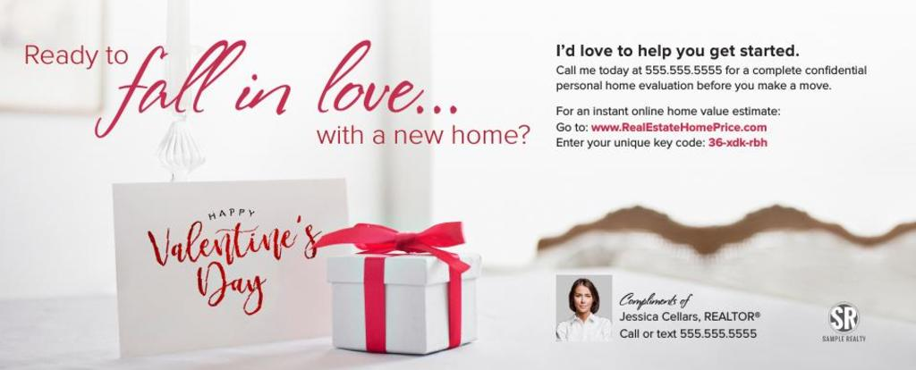 Corefact Seasonal - Home Estimate Valentine's Day