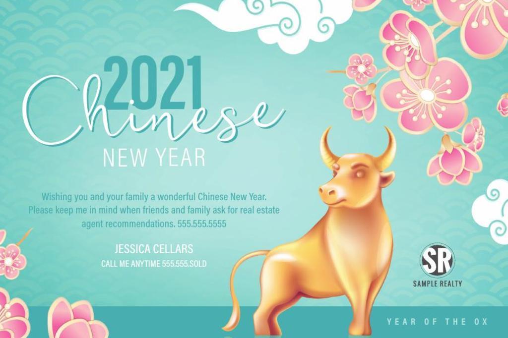 Corefact Seasonal - Chinese New Year