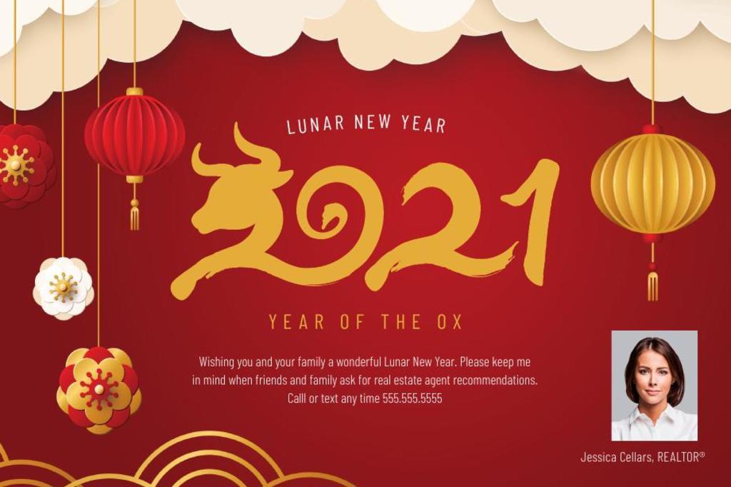 Corefact Seasonal - Lunar New Year