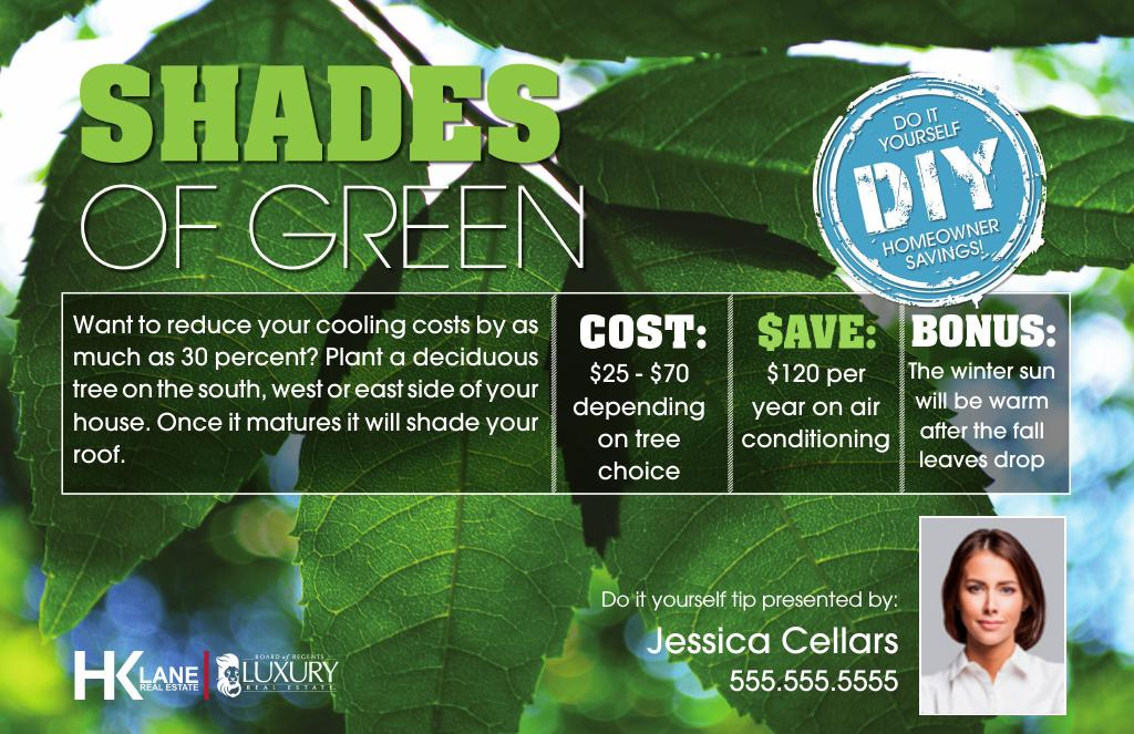 Corefact DIY - Shades of Green