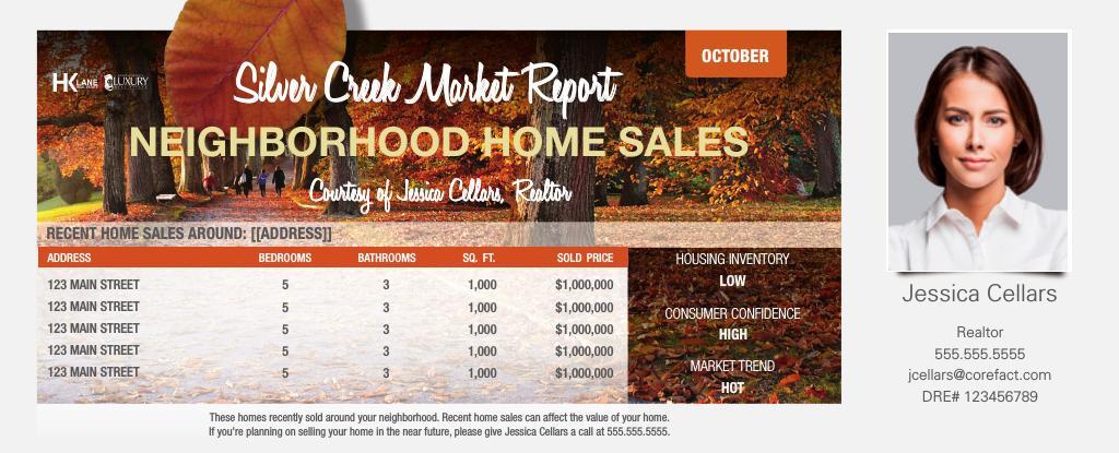 Corefact Market Update - Fall - (Manual)