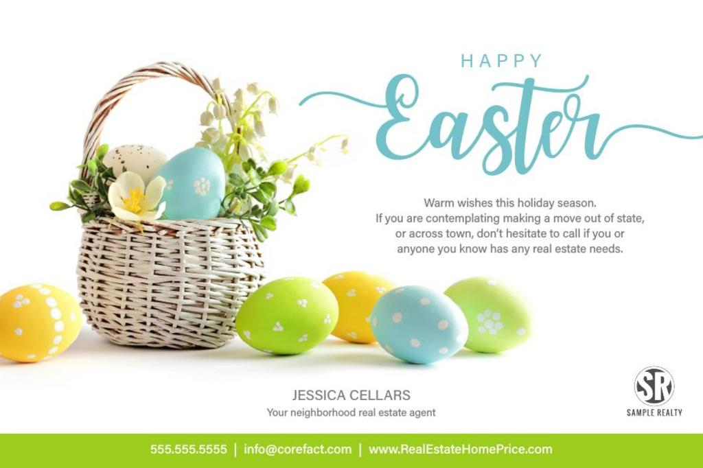 Corefact Seasonal - Happy Easter