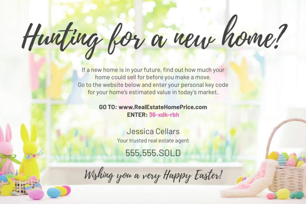 Corefact Seasonal - Home Estimate Easter