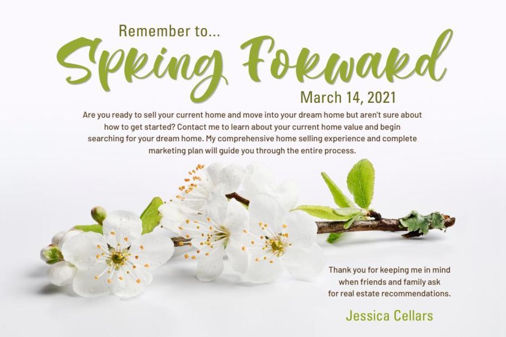 Corefact Seasonal - Spring Forward