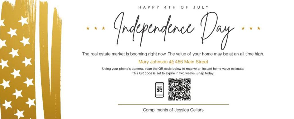 Corefact Seasonal - QR Home Estimate - July 4th