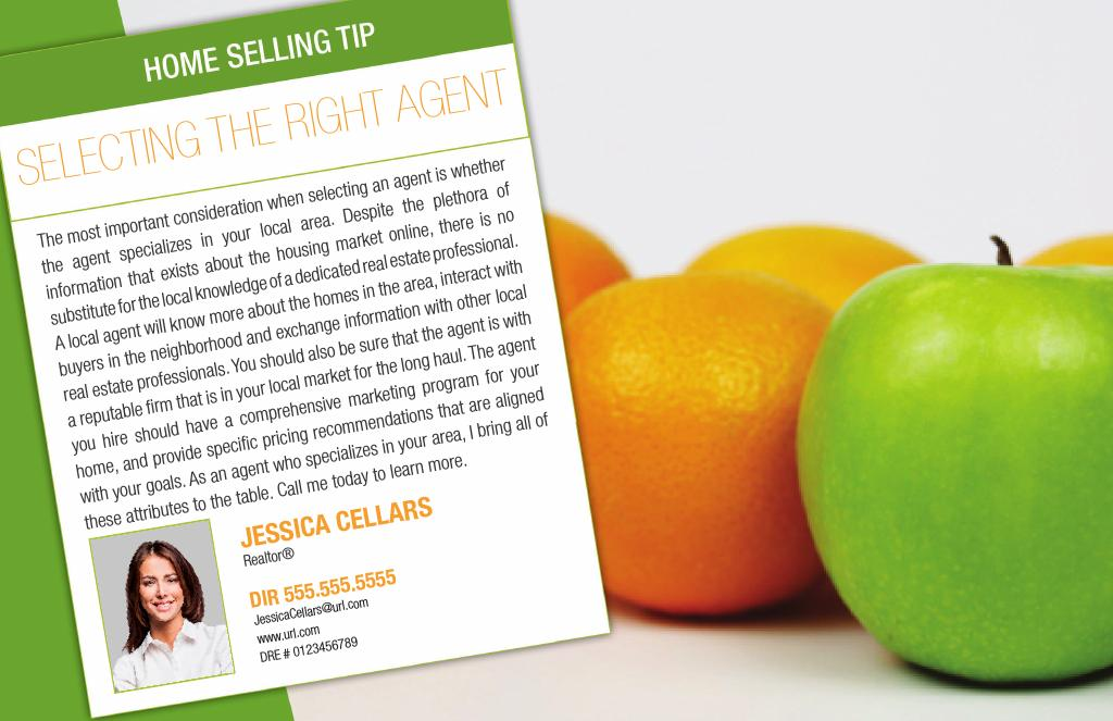 Corefact Series - Seller Tips - Right Agent