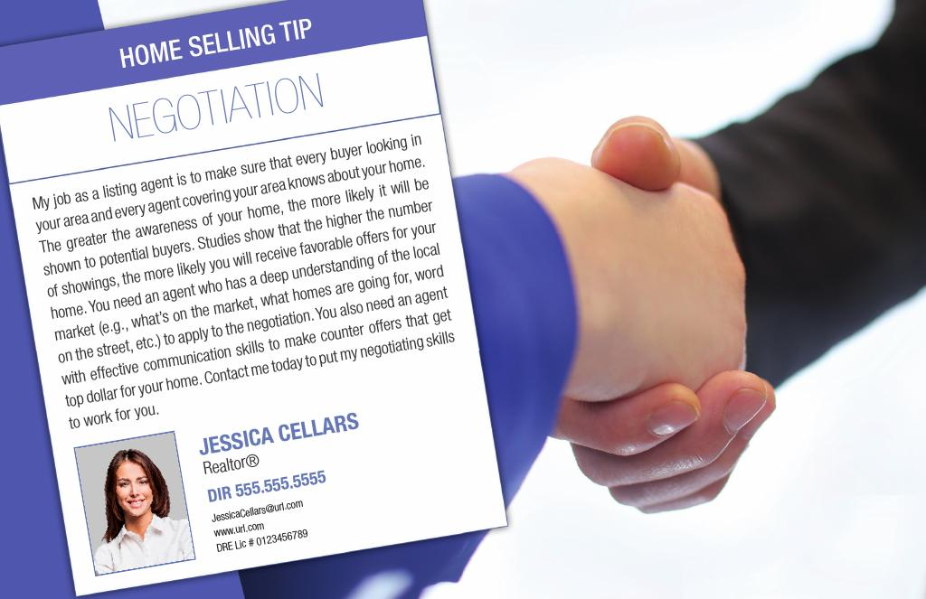 Corefact Series - Seller Tips - Negotiation