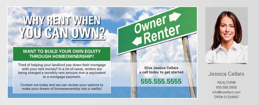 Corefact Series - Rent or Buy