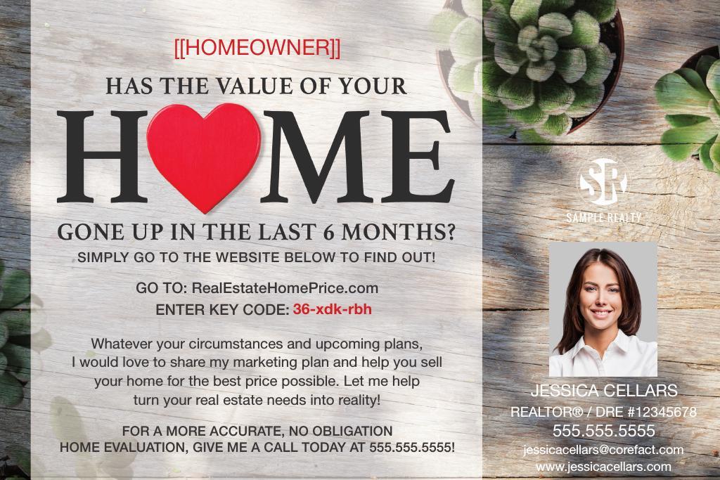 Corefact Seasonal - Home Estimate Heart