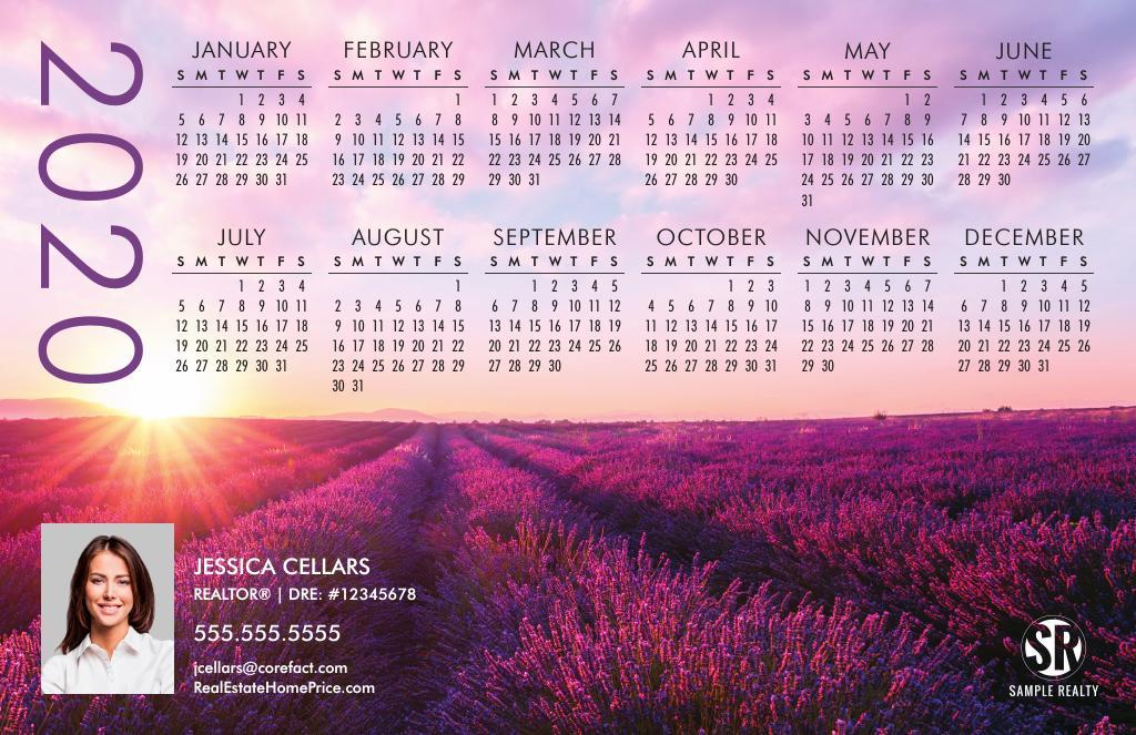Corefact Magnets - Calendar 2021 - 08 (Mailer)