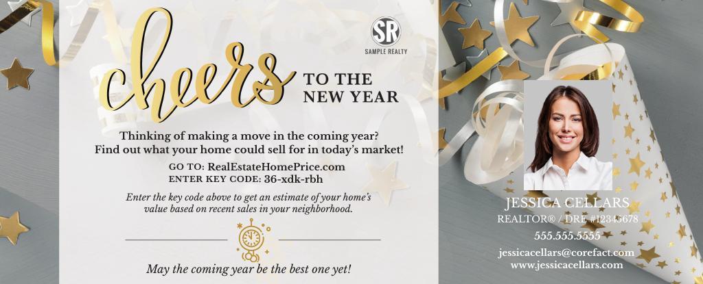 Corefact Seasonal - Home Estimate New Year