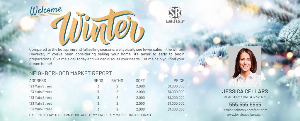 Corefact Seasonal - Market Update Winter (Manual)