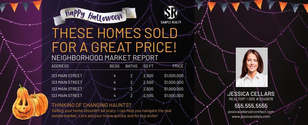 Corefact Seasonal - Market Update Halloween (Manual)