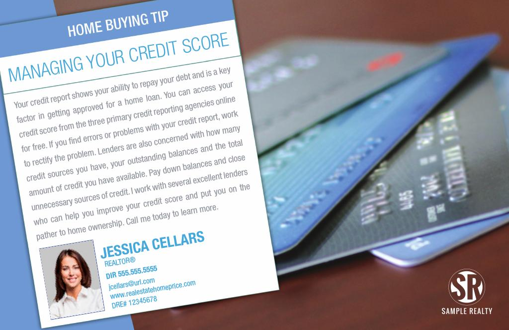 Corefact Series - Buyer Tips - Credit