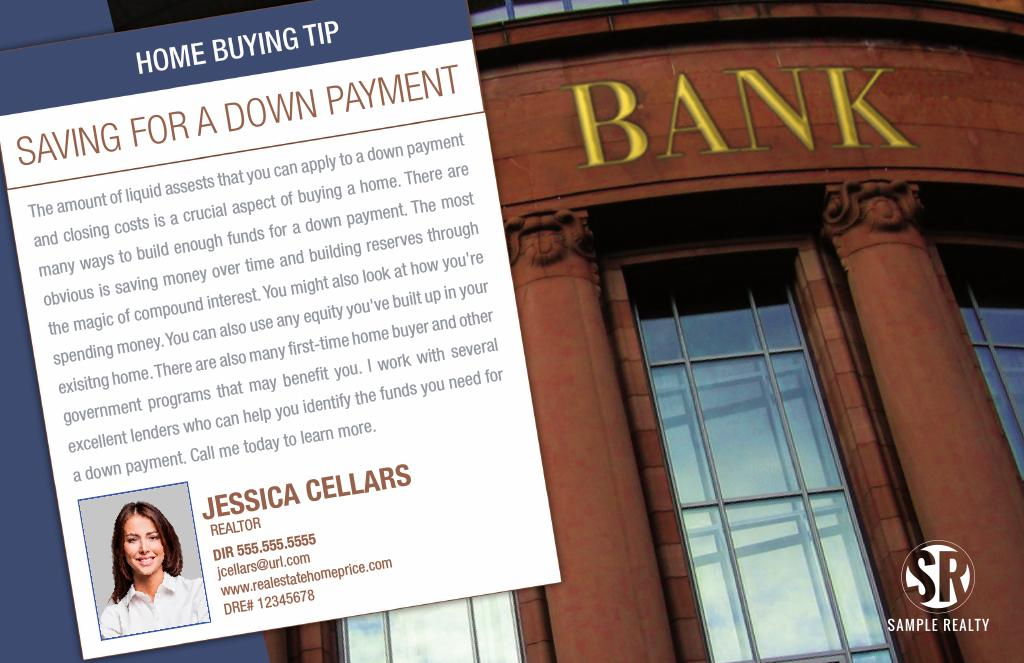 Corefact Series - Buyer Tips - Downpayment