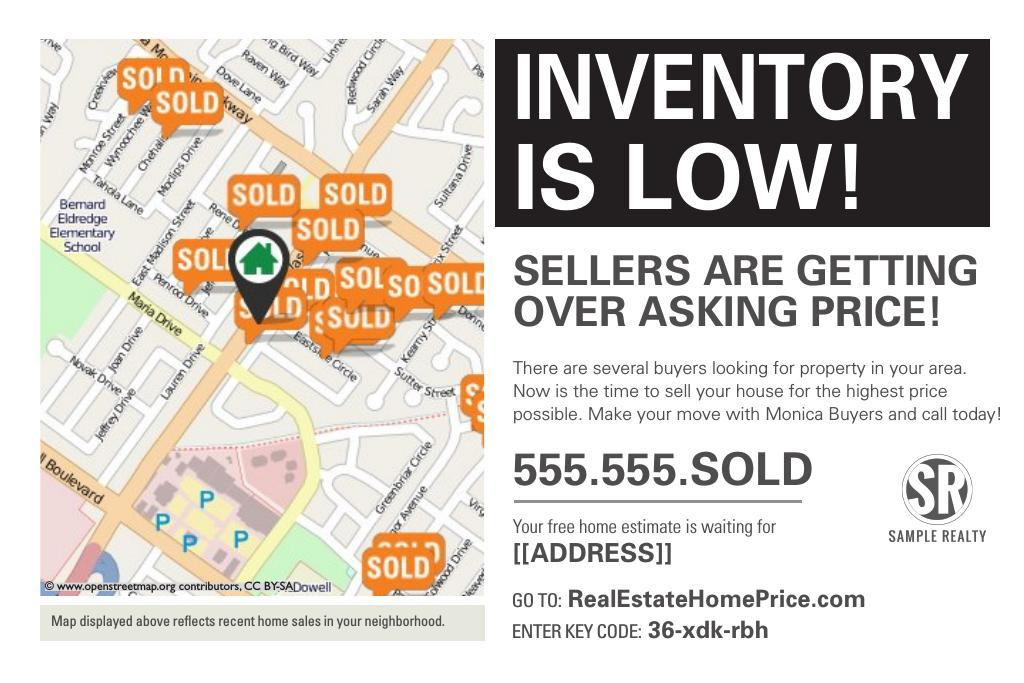 Corefact Home Estimate - Low Inventory 02