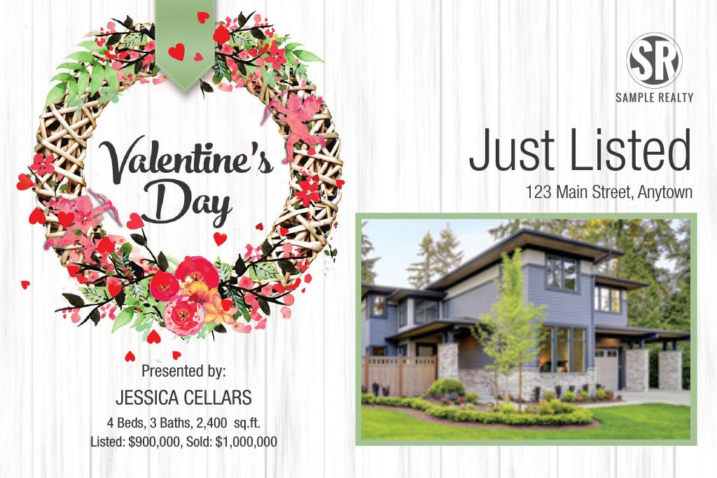 Corefact Seasonal - Just Listed/Sold Valentine's