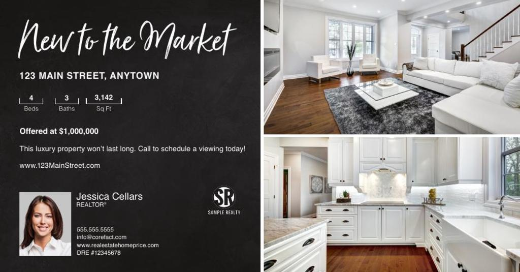 Corefact Just Listed - Chalkboard 01