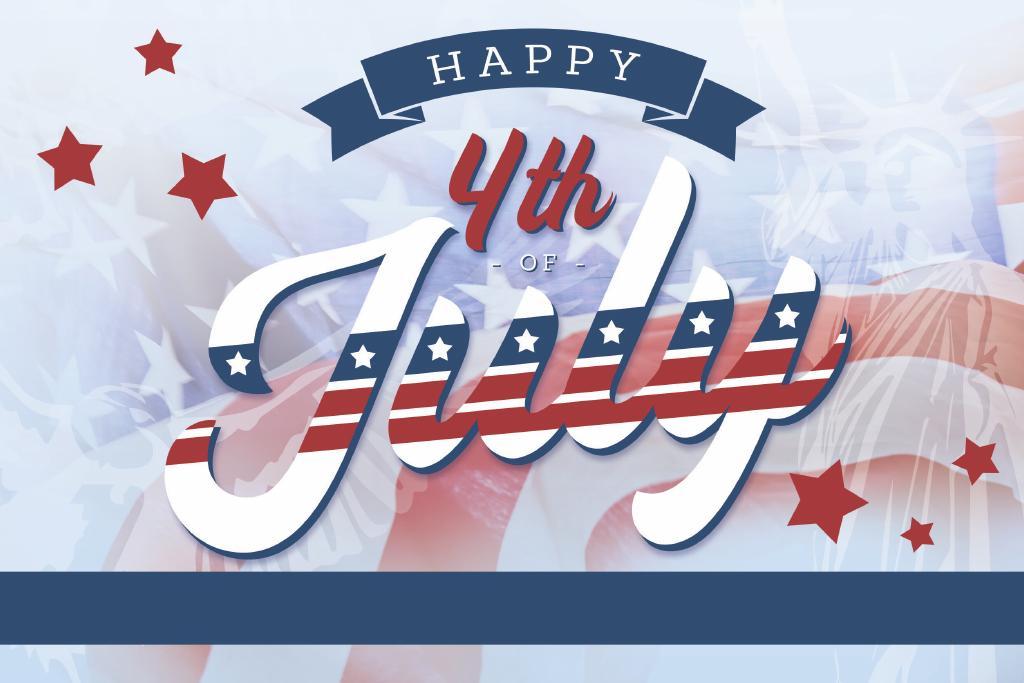 Corefact Seasonal - Happy 4th of July
