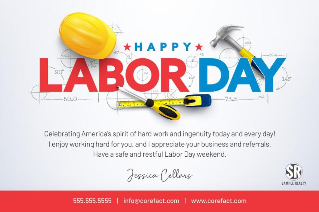 Corefact Seasonal - Labor Day
