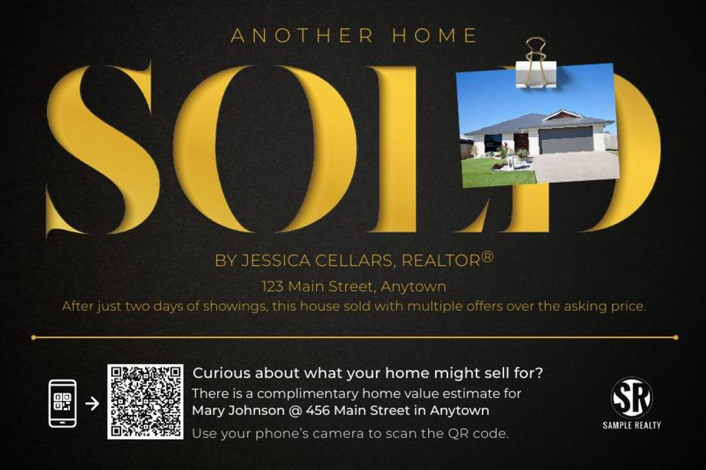 Corefact Just Sold - Another Home Sold