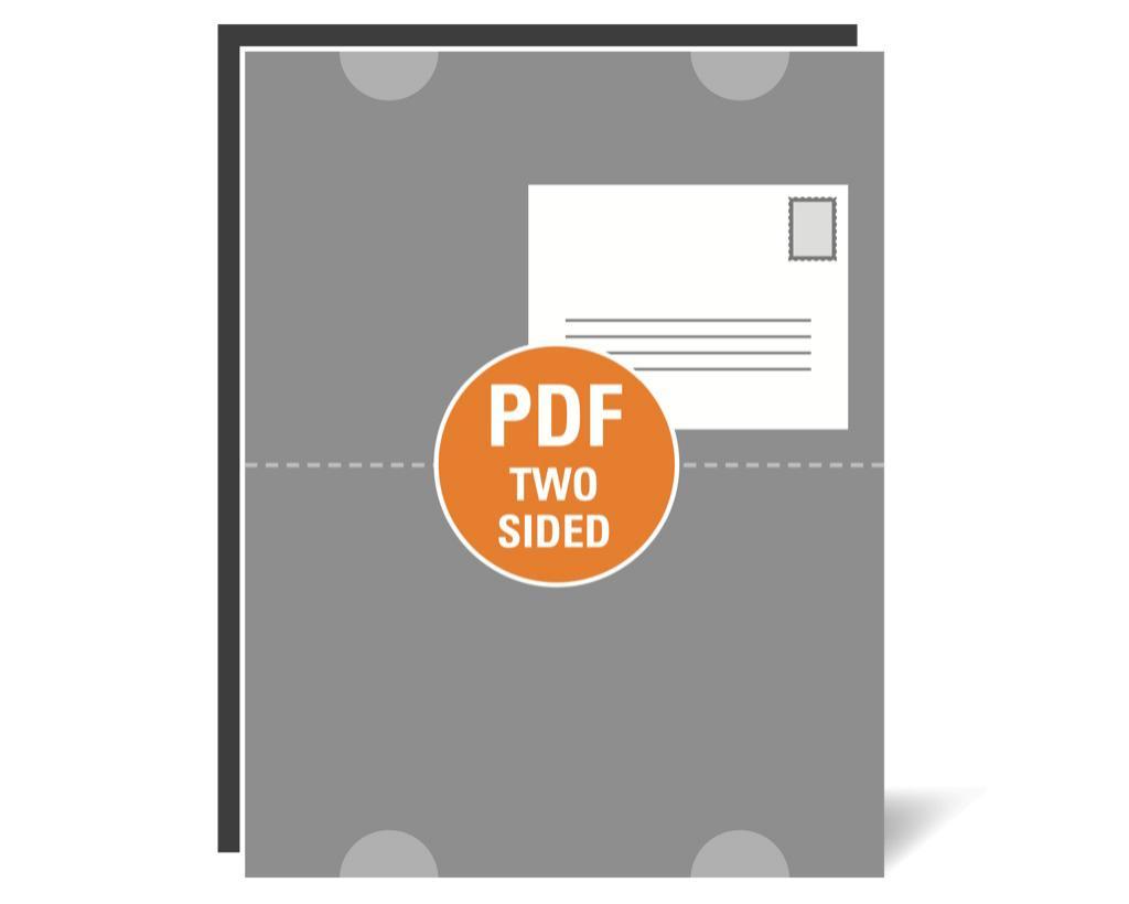 Corefact Upload - Newsletter 8.5x11 (Half-Fold)