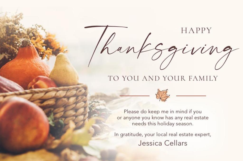 Corefact Seasonal - Thanksgiving Basket