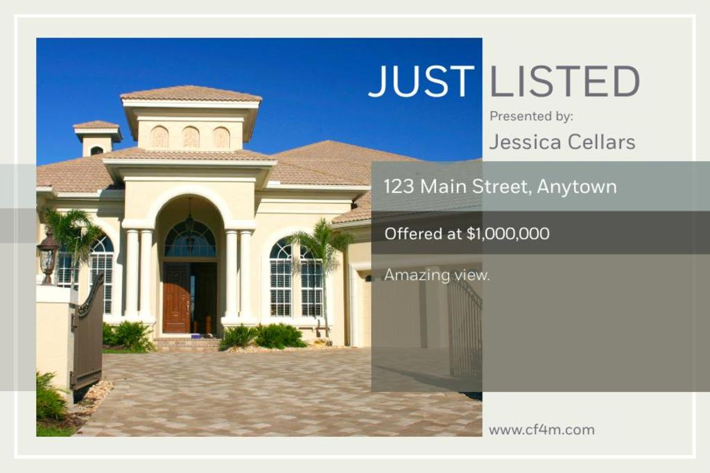 Corefact Just Listed Modern - 1 Photo