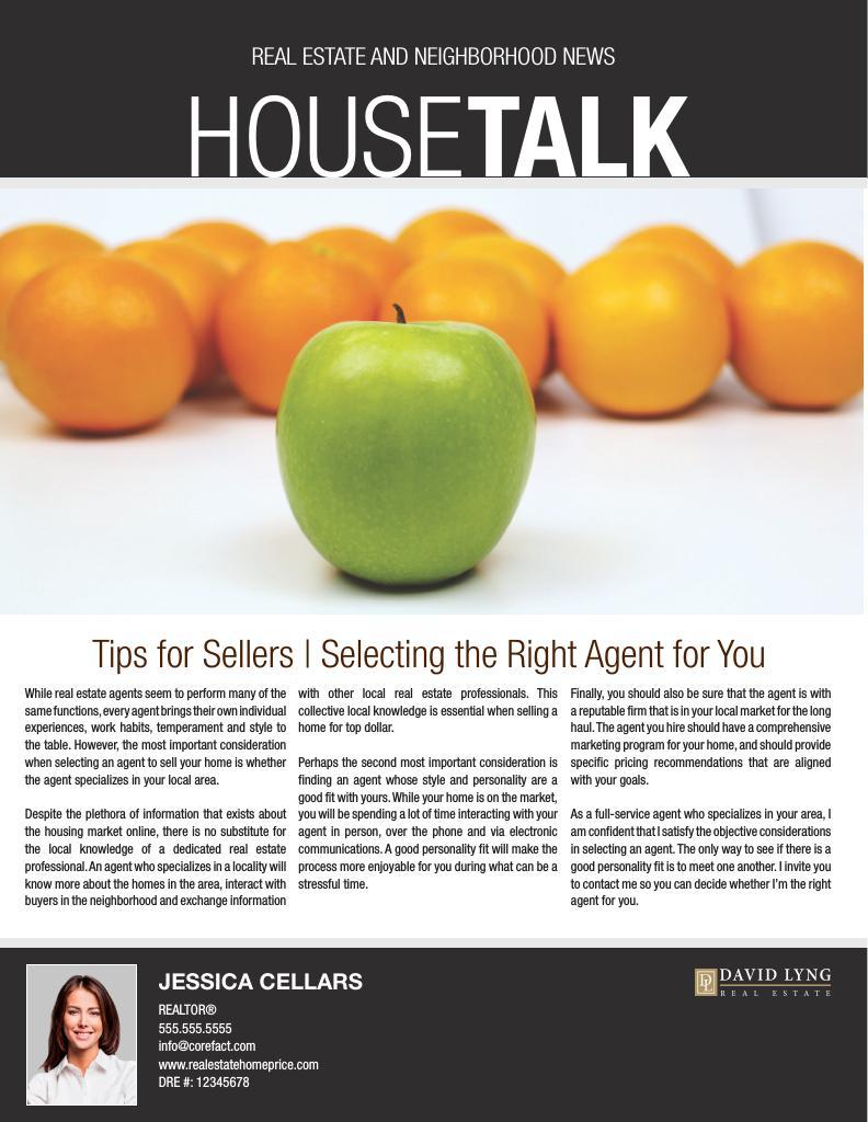 Corefact HouseTalk 05 - Right Agent (Manual)