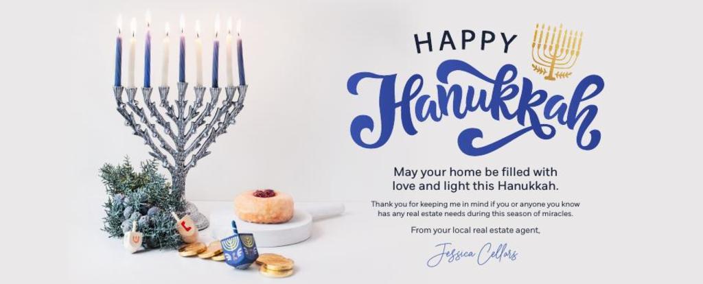 Corefact Seasonal - Happy Hanukkah
