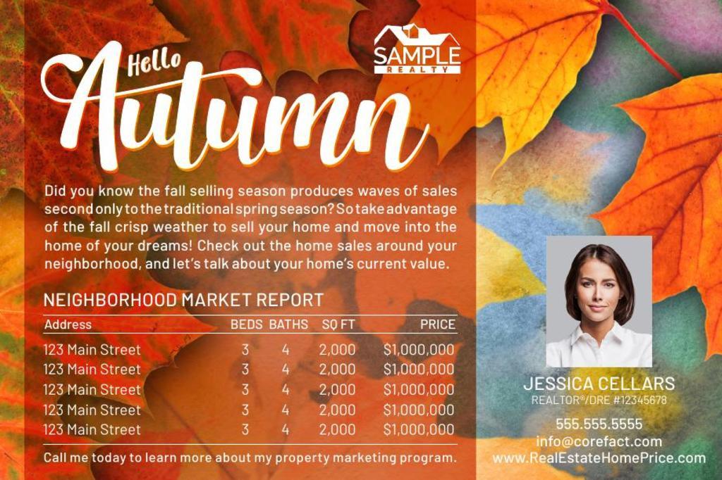 Corefact Seasonal - Market Update Fall (Manual)