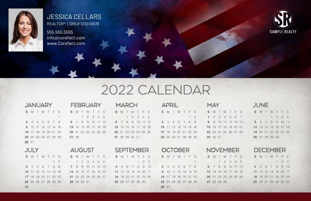 Corefact Calendar 2022- 06