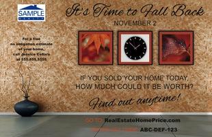Corefact  Fall Back - Home Estimate - Wall