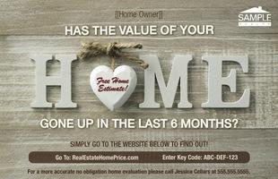 Corefact Home Estimate - Heart Home