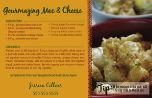 Corefact Recipe - Gourmazing Mac & Cheese