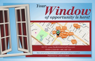 Corefact Home Estimate - Window