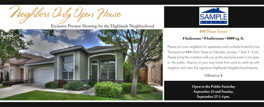 Corefact Open House - Neighbors Only