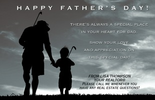 Corefact Father's Day Card #02