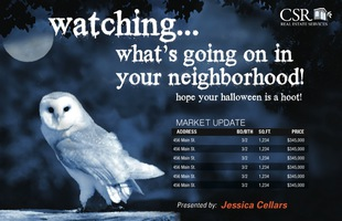 Corefact Seasonal - Market Update Owl (Auto)