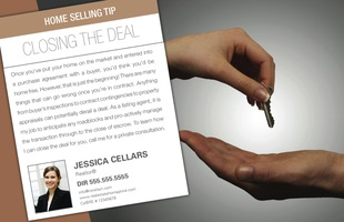 Corefact Seller Tips - Closing the Deal