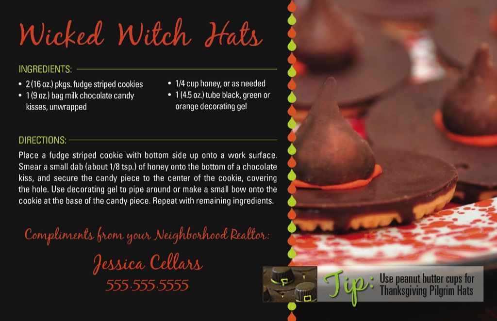 Corefact Wicked Witch Hats