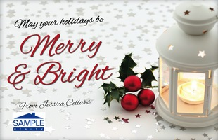 Corefact Holiday Card - Merry & Bright