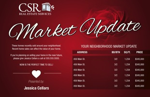 Corefact Market Update - Red Rose (Auto)