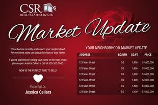 Corefact Market Update - Red Rose (Manual)