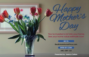 Corefact Seasonal - Home Estimate Mother's Day