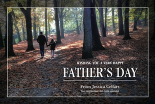 Corefact Seasonal - Father's Day Walk