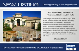 Corefact Just Listed - New Listing 04